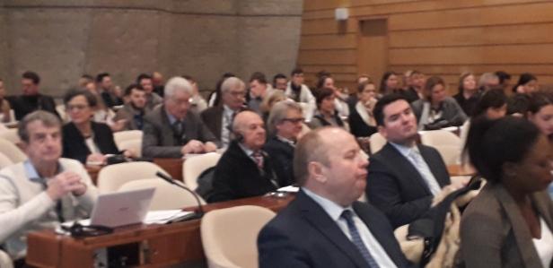 20191206_101225 Journalisten im Unesco-Gebäude