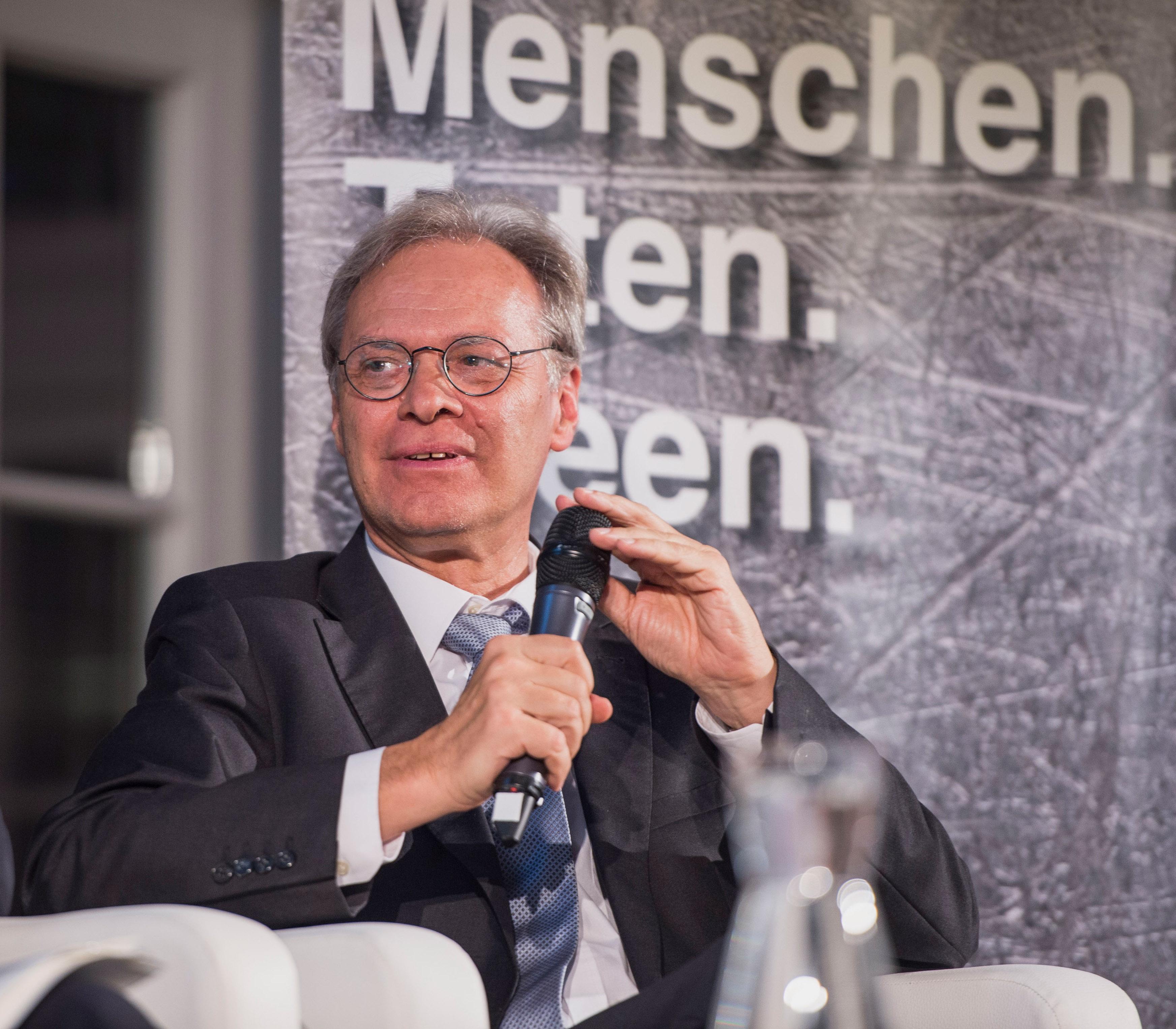 Rainer Muenz (c) Daniela Matejschek